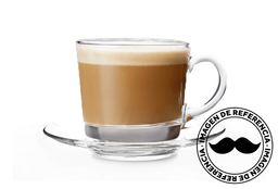 Café Espresso Cortado Doble