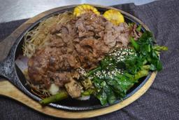 Teppanyaki de Totoaba