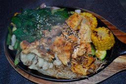 Teppanyaki de Pechuga