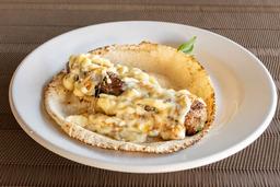 Taco Kafta con Queso