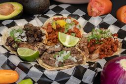 Tacos de PASTOR Cdmx
