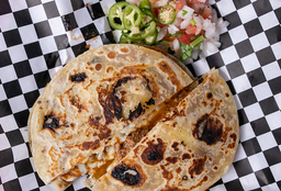 Quesadilla Doble con Carne