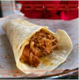 Burrito Cochinita