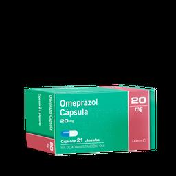 Omeprazol (20 Mg)