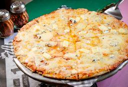 Pizza Seis Quesos