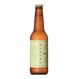 Cerveza Cayaco (botella)