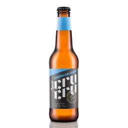 Cerveza American Lager 355 mL