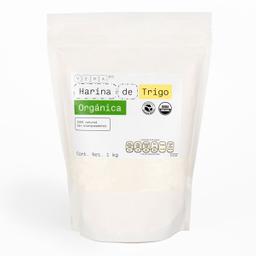 Yema Harina De Trigo Organica