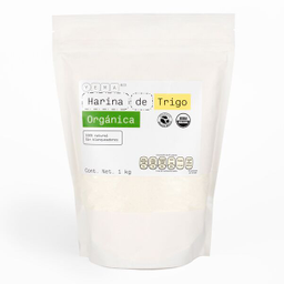 Harina de Trigo Orgánica 1000 g