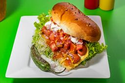 Hot Dog Veggie