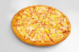 Pizza Básica Hawaiana