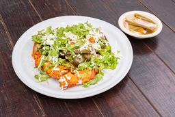 Orden de Enchiladas Placeres