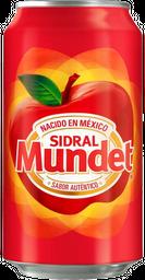 Refresco Sidral Mundet en Lata