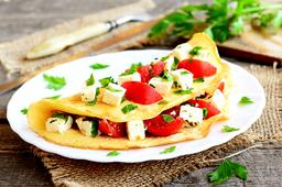 Omelette Italiano