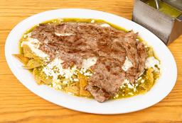 Combo Chilaquiles Carne Asada