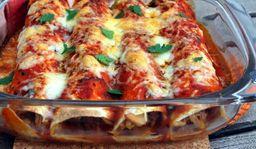Enchiladas Las Rojas