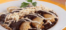 Enchiladas de Michoacán