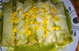 Enchiladas Las de la Milpa