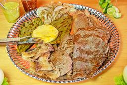Parrillada 1 kg de Arrachera