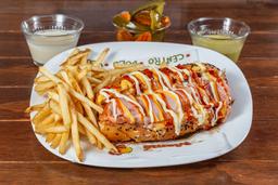 Combo Hotdog  Plumazo