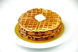 Waffles Americanos