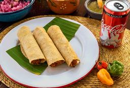 5 x 10 Tacos de Cochinita