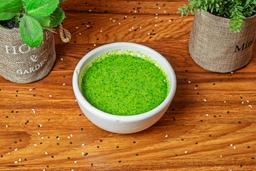 Sopa de Brócoli y Poblano