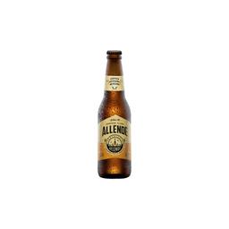 Cerveza Artesanal Allende Golden Ale Botella 355 mL