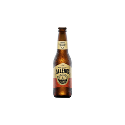 Cerveza Artesanal Allende Indian Pale Ale Botella 355 mL