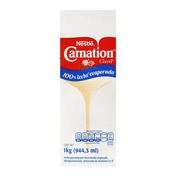 Leche Evaporada Clavel - Carnation - Tetra Pak 1 Kg