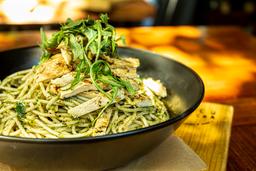 Pasta Pesto Pollo