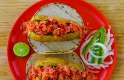 Tacos de Chile Relleno