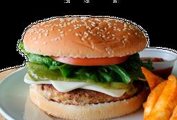 Hamburguesa Chicken Special