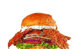 Búfalo Soldier Burger