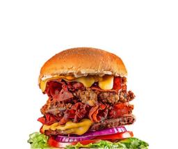 Amazing Bacon Burger