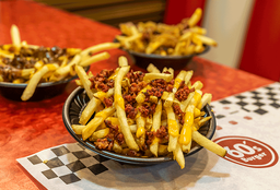 Chori Fries