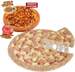 Pizza Grande + 1 Benetarta