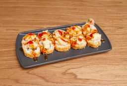 Crispy Kimchi Roll