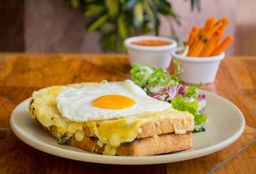 Pan Croque Madame