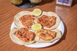 Tacos de Choriqueso