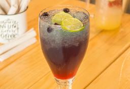 Soda Paraiso Azul