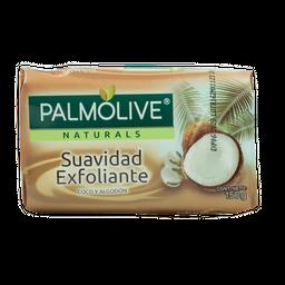 Jabón de Tocador Palmolive Naturals Suavidad Exfoliante