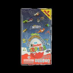 Huevito De Chocolate Niño Kinder Sorpresa X8 U 20 G