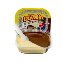 Dulce Cremoso Sabores Avellana Y Vainilla Duvalin