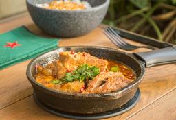 Curry Costilla de Cerdo