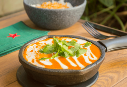 Curry Mantequilla con Pollo