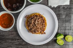 Taco Cecina