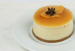 Pastel de Cheesecake Guayaba