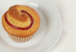 Muffin de Vainilla