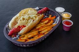 Hot Dog Doble